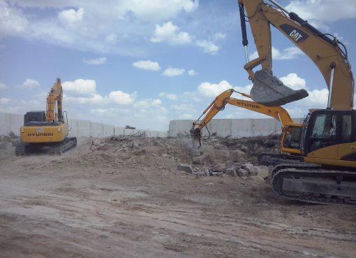 Revisan avances de obras deportivas en municipios del Rincón