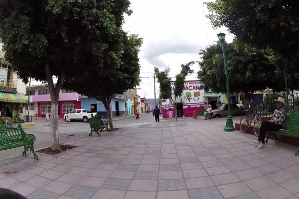 Zona Centro Tamayo