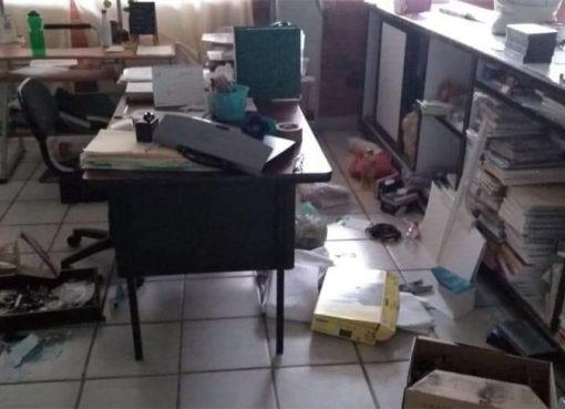 Cae primer detenido por robo a las instalaciones del CAM Juventino Rosas