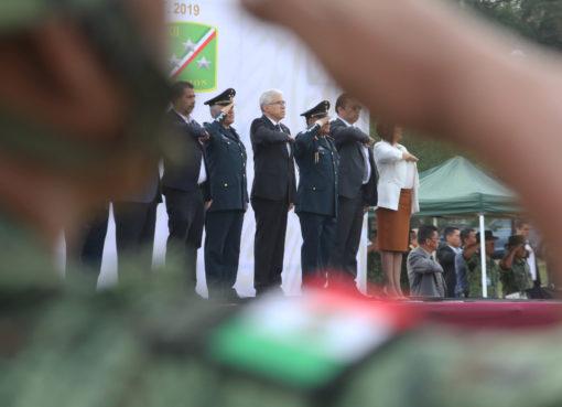 Tiene 16/a Zona Militar nuevo comandante