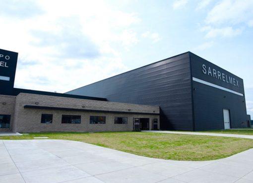 Llega nueva fuente de empleo a Apaseo el Grande, SARRELMEX inaugura planta