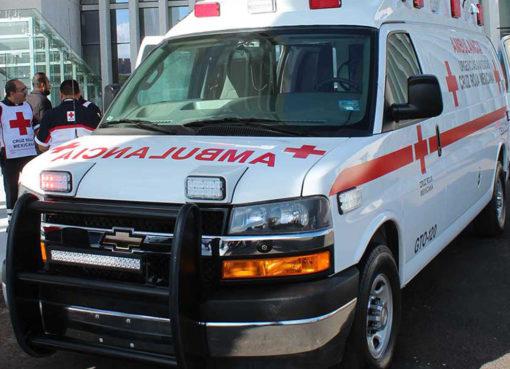 Cruz Roja delegación Villagrán busca recaudar 120 mil pesos para reparar una ambulancia