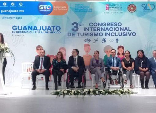 Promueven cultura de inclusión a través de congreso en PGB