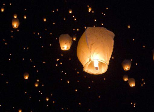 Eleverán globos de cantoya en Villagrán