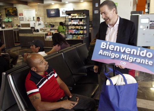 Exhorta Secretaría del Migrante a evitar caer en fraudes ante «excelentes empleos»