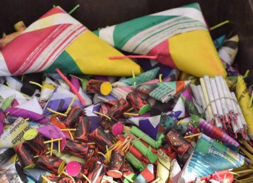 Municipios de los Apaseos, sin registro de sanciones por compra-venta de pirotecnia