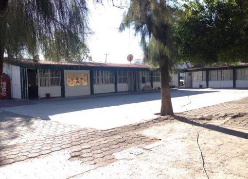 Piden mantenimiento a escuela en abandono