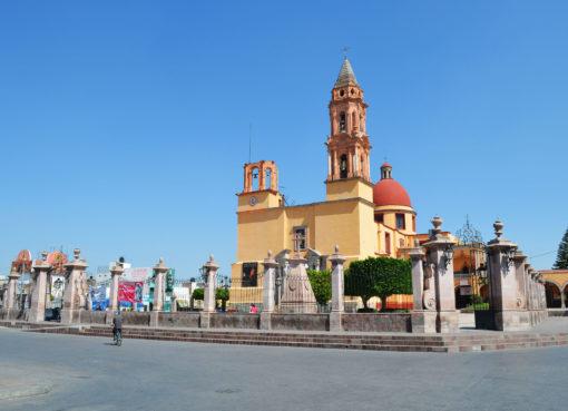 Juventino Rosas espera cerca de 15 mil personas en festividad de la virgen