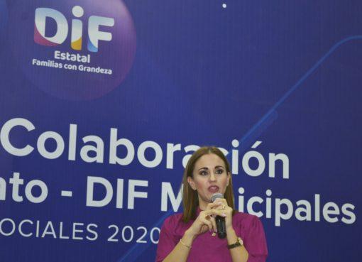 Sistemas municipales del DIF comprometidos con la sociedad