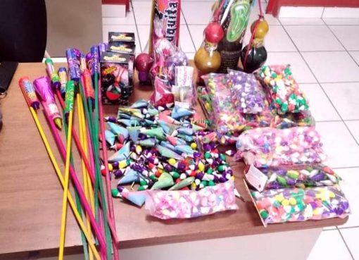 Sin denuncias por venta de pirotecnia en Juventino Rosas