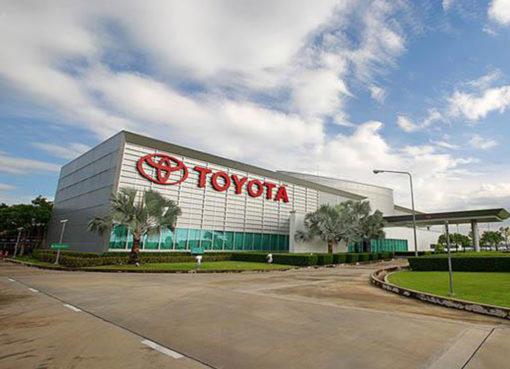 Trabajadores de Toyota en Apaseo el Grande, producirán 100 mil unidades al año