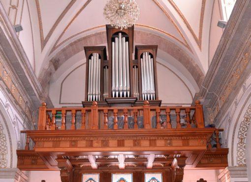Buscan primer festival de órgano, a falta de eventos musicales en Cortazar