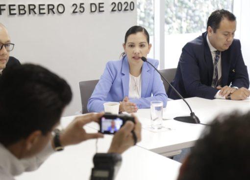 Dice la diputada Elsa Méndez que sufre persecución política, en Querétaro