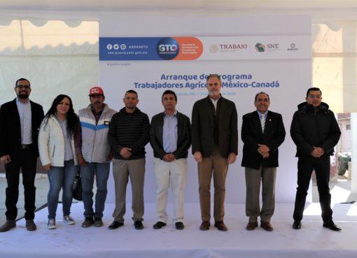 1 mil 700 trabajadores participarán en el programa Trabajadores Agrícolas Temporales México-Canadá 2020