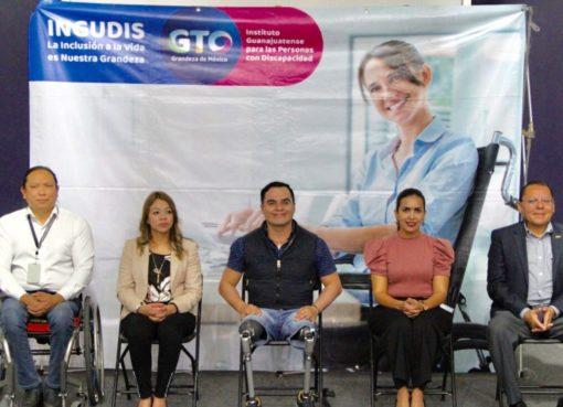 Realizan 1º Reunión de Inclusión Social con Unidades Municipales de Rehabilitación de INGUDIS