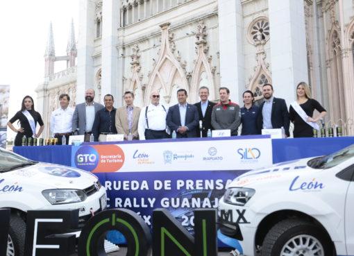 Listo Guanajuato para recibir al WRC 2020