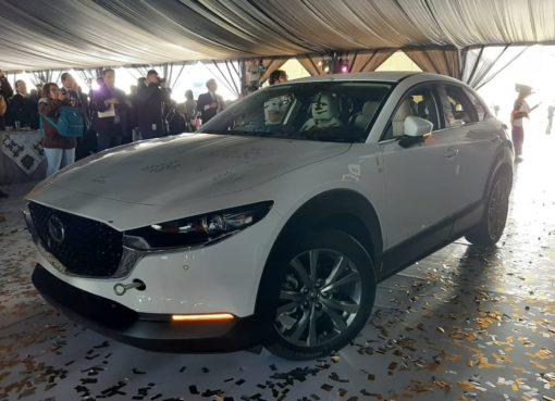 Festeja Mazda Salamanca producción de un millón de unidades