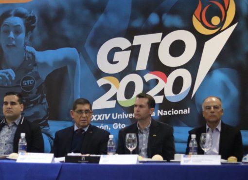 Será León sede de la edición 2020 de Universiada Nacional