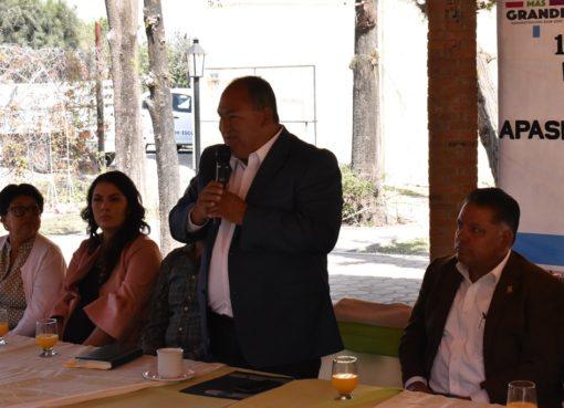 Delegación de Educación presenta plan de trabajo COMUPASE 2020 en Apaseo el Grande