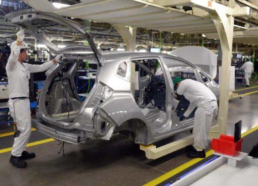 Produce Guanajuato 13 millones de automoviles al año