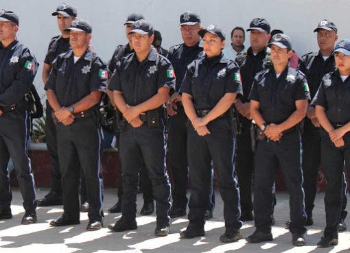 Se suman 21 nuevos policías municipales a la Secretaría de Seguridad Ciudadana de Irapuato