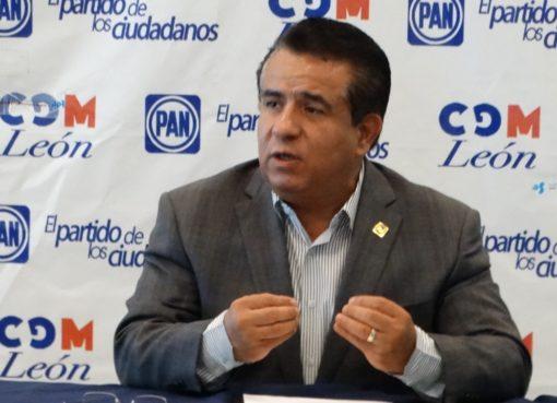 Dirigente municipal del PAN pide a alcade de León  plan para incentivar la economía