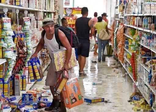 Secretaría de Seguridad Pública identificó grupos de Facebook que organizan saqueos a tiendas en León