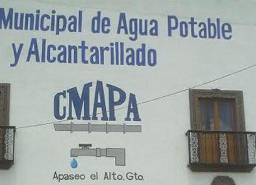 Apaseoaltenses piden a CMAPA no cortar agua durante la cuarentena