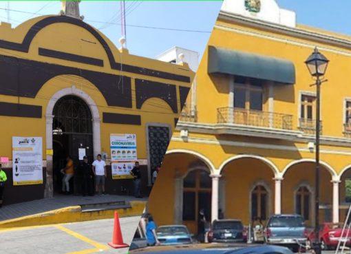 Cierran presidencias de Juventino Rosas y Cortazar.