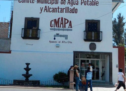 CMAPA suspenderá cortes de agua en Apaseo el Alto durante contingencia