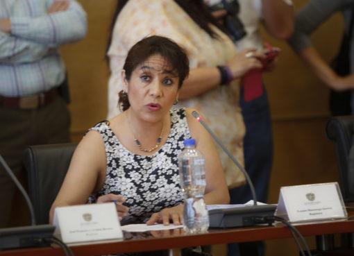 Propone regidora que se publique en actas voto de integrantes de Cabildo