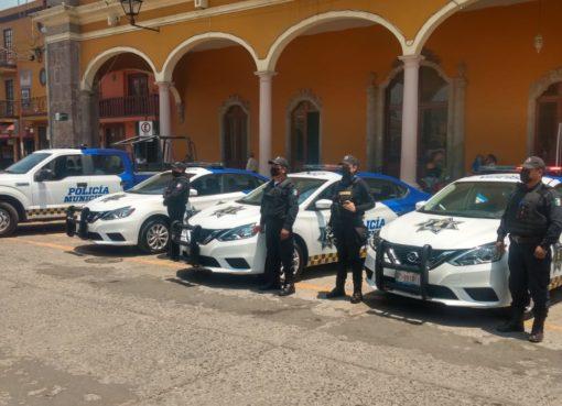 Opera en Cortazar nueva división de policía municipal