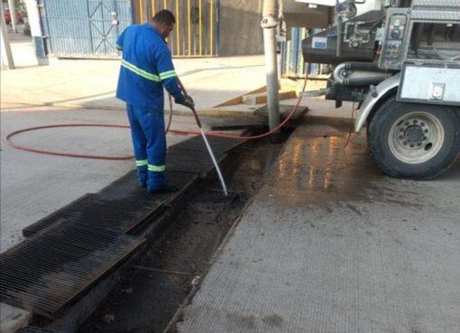 CMAPA se prepara para temporada de lluvias en Apaseo el Grande