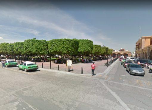 Rehabilitará dirección de Ecología jardín principal de Cortazar