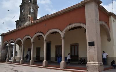 Salamanca restringe acceso a Presidencia Municipal después de tres meses de cuarentena