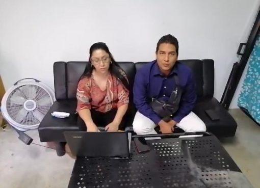 Imparten video conferencia de autocuidado en Apaseo el Grande