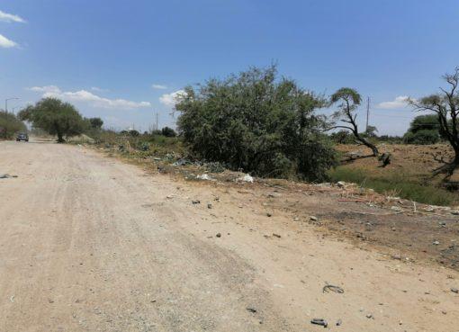 El Gobierno de Silao da mantenimiento y rehabilitación a caminos, calles y arroyos