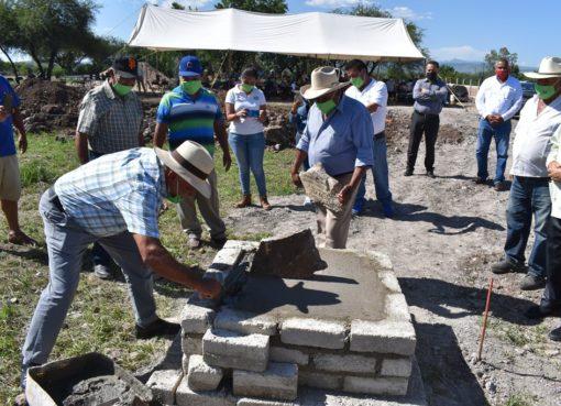 """Inicia la construcción de la Preparatoria """"Fernando Montes de Oca"""" en Apaseo el Grande"""