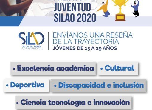 «Premios Juventud 2020» Silao se llevará a cabo de manera virtual