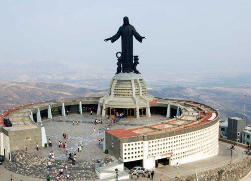 Respetando las medidas sanitarias podrán ingresar al santuario: Cristo Rey en Silao