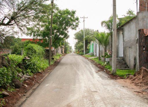 Entregan obras en comunidades de Cortazar