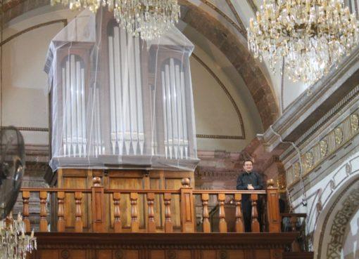 Alistan primer festival internacional de órgano en Cortazar