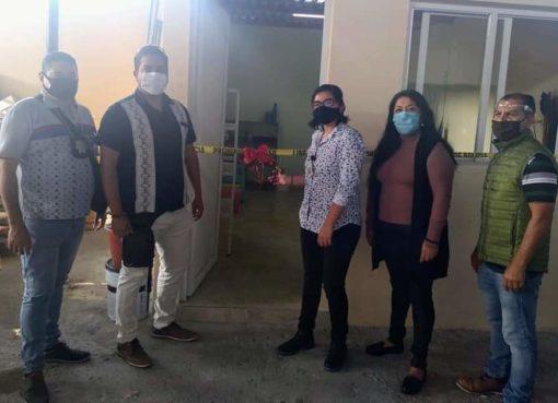 Inauguran área de Atención Psicológica para elementos de seguridad en Apaseo el Grande