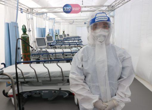 Siguen estables contagios de Covid-19 en León