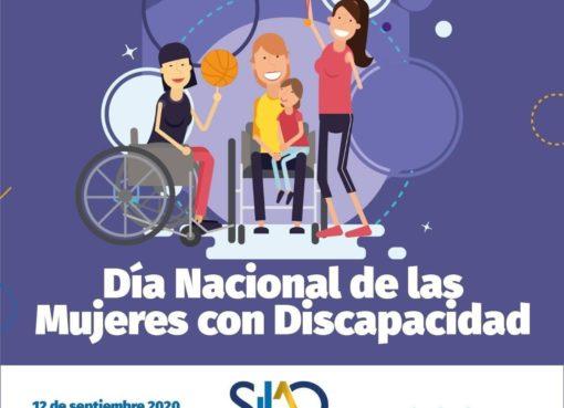 Conmemoran Día Nacional de las Mujeres con Discapacidad