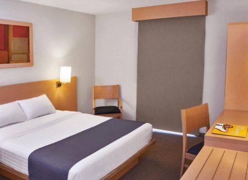 Cierran 2 hoteles por pandemia de Covid-19