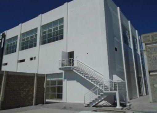 SICOM continúa con la construcción del Centro de Procuración de Justicia Regional de Purísima del Rincón