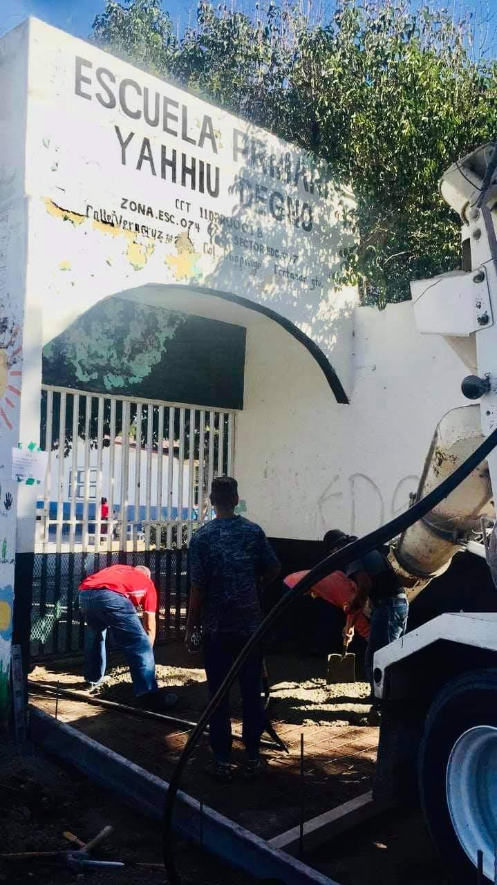 Pandemia ha propiciado vandalismo en escuelas de Cortazar