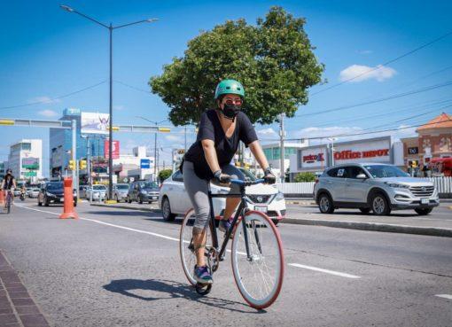 Permanecerá ciclovía en Adolfo López Mateos  en León