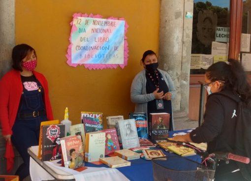 Celebran Día Nacional del Libro en Cortazar